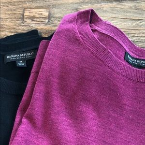 Banana Republic Sweaters - Banana Republic 100% Merino Wool sweater (4)